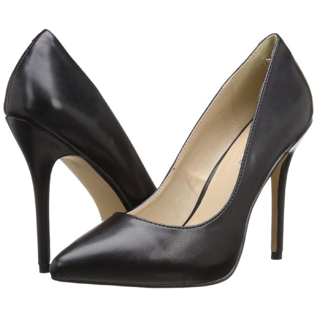 93251628761c AMUSE-20 noir escarpins talon aiguille taille 35 - 36